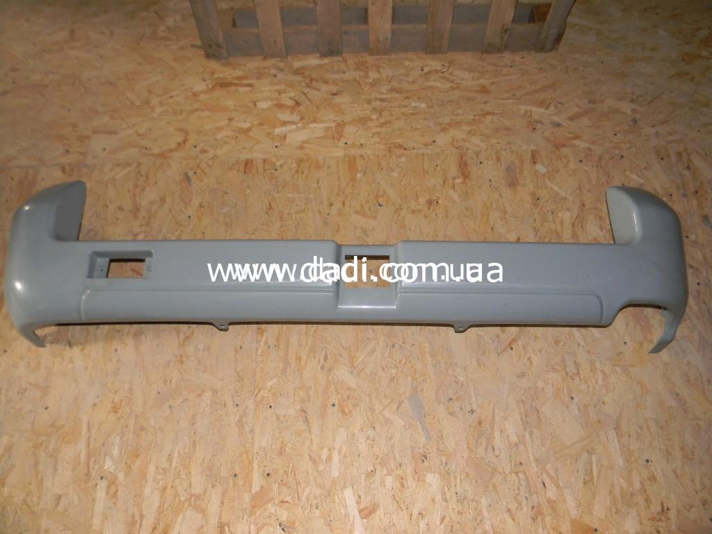 Бампер задній DADI Shuttle/ бампер задний-0