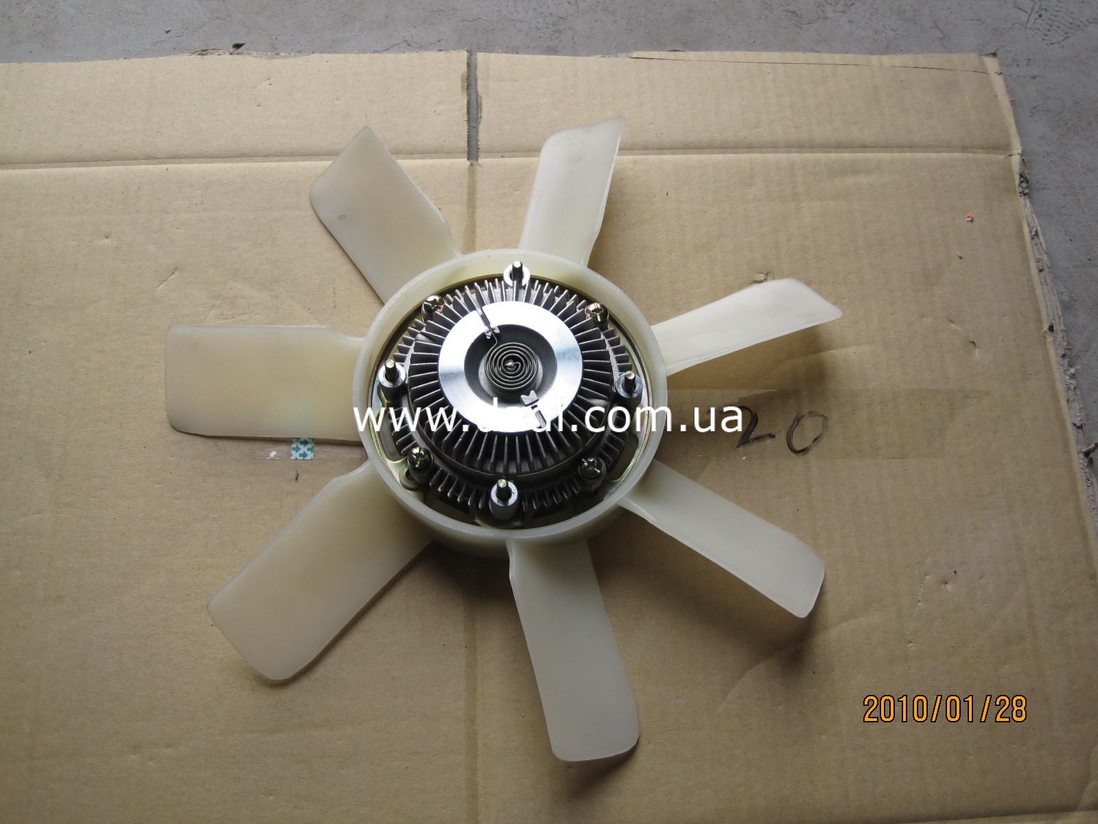 Віскомуфта вентилятора охолодження/ вискомуфта вентилятора-143