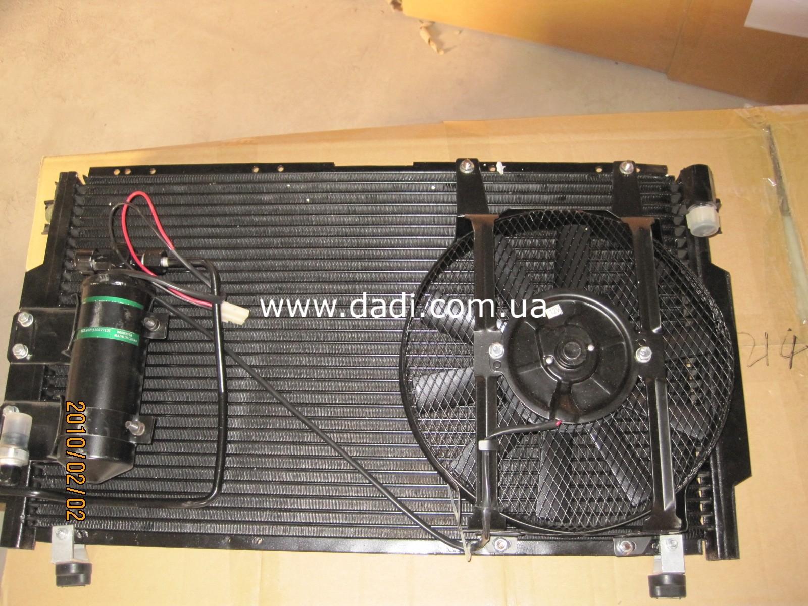 Радіатор кондиціонеру 2,4i / радиатор кондиционера-0