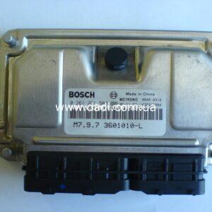Блок керування двигуном (ECU)/ блок управления двигателем ЭБУ-0