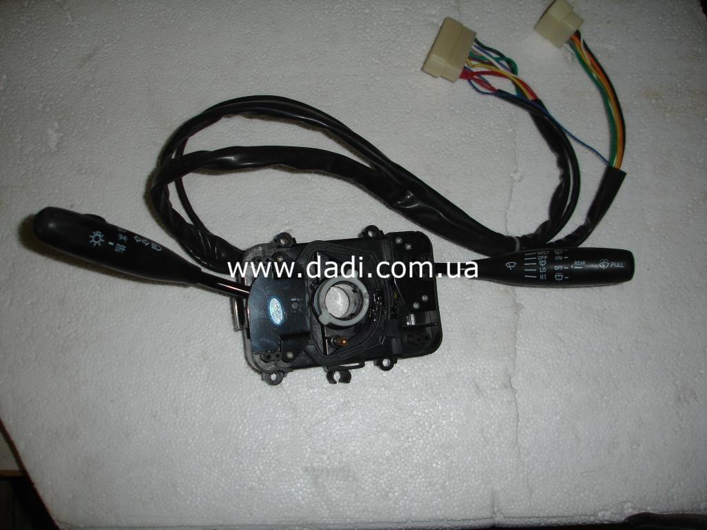 Перемикач режимів світла та склоочищувача SUV/ переключатель света + стеклоочистителей-385