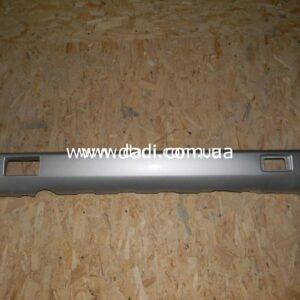 Бампер задній Wuling LZW6373E sunshine van(basic) / бампер задний -0
