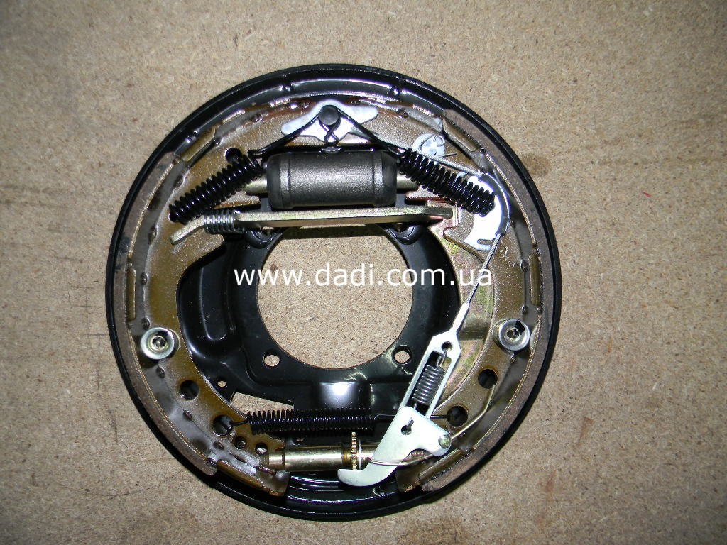 Механізм гальмівний задній лівий DADI pickup-2WD/задний тормозной механизм-322