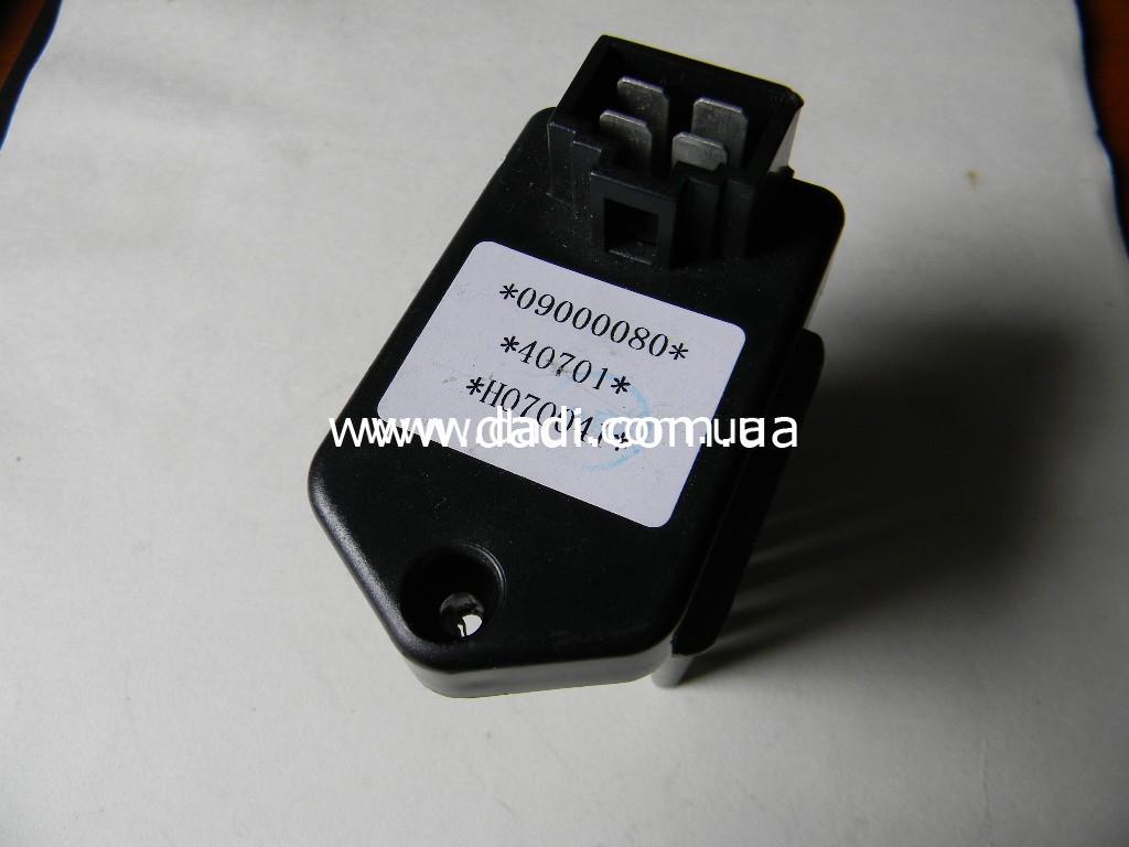 Терморегулятор обертів вентилятора обігрівача (клімат)/ терморегулятор оборотов вентилятора печки-0