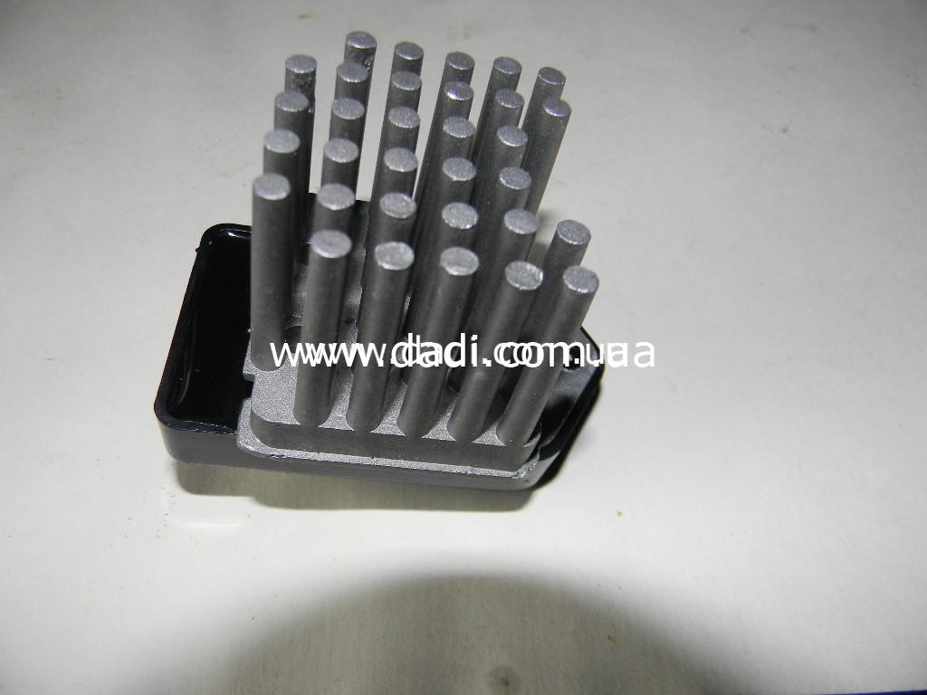 Терморегулятор обертів вентилятора обігрівача (клімат)/ терморегулятор оборотов вентилятора печки-505