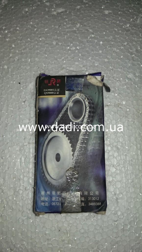 Ланцюг приводу ГРМ 4G22D4 GROZ(BAW) Rocky/ цепь привода ГРМ-0