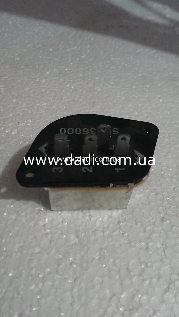 Терморегулятор обертів вентилятора обігрівача Rocky/ терморегулятор оборотов вентилятора печки-0