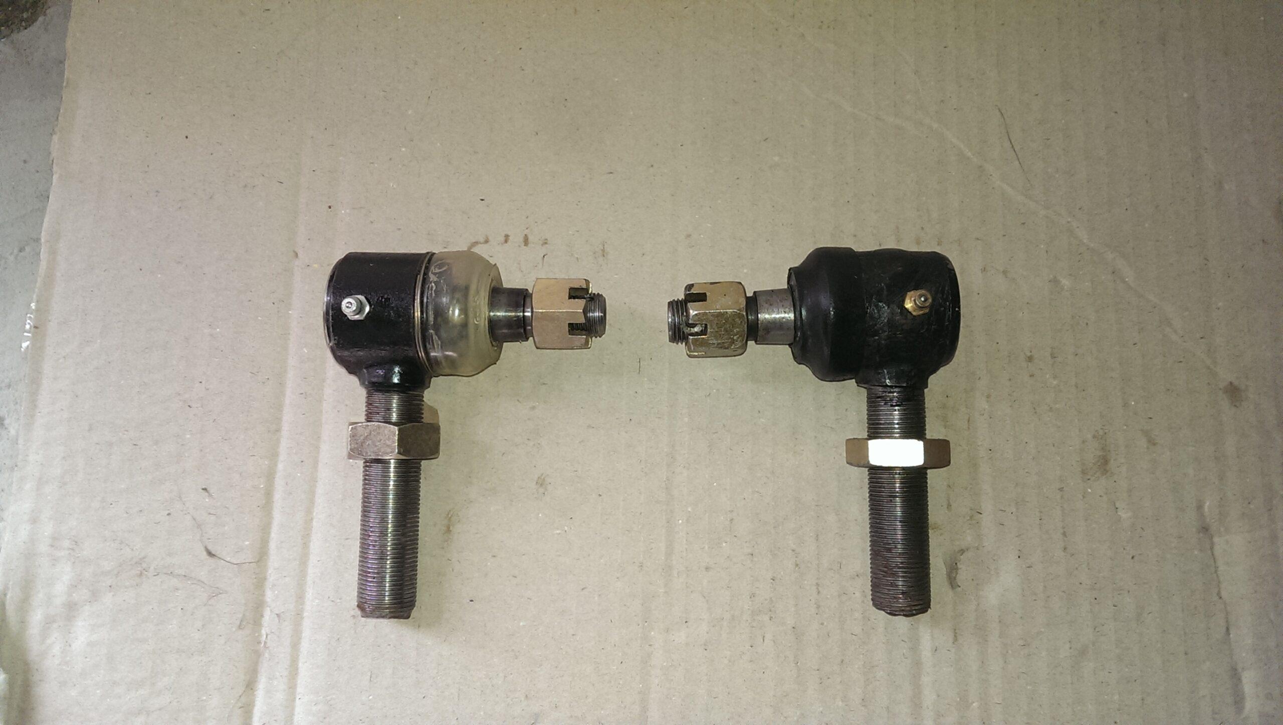 Накінечники рульової тяги BAW BJ1065(правий, лівий)/ наконечники рулевых тяг-0
