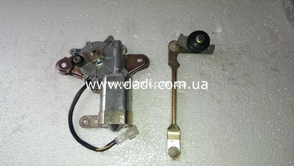 Мотор-редуктор заднього склоочисника/ мотор заднего стеклоочистителя-0