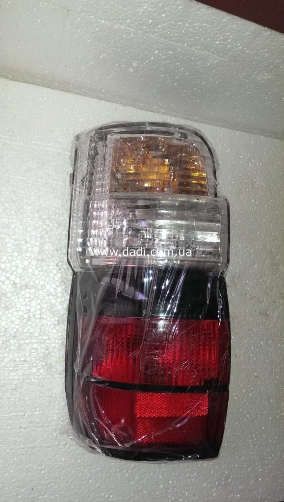 Ліхтар задній лівий lux Polarsun / фонарь задний левый-0
