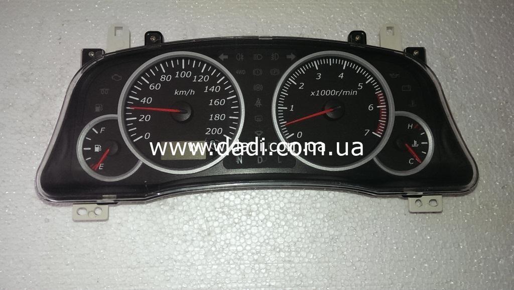 Панель приладів NEW DADI(дизель. 4WD)/ панель приборов/ щиток приборов-0