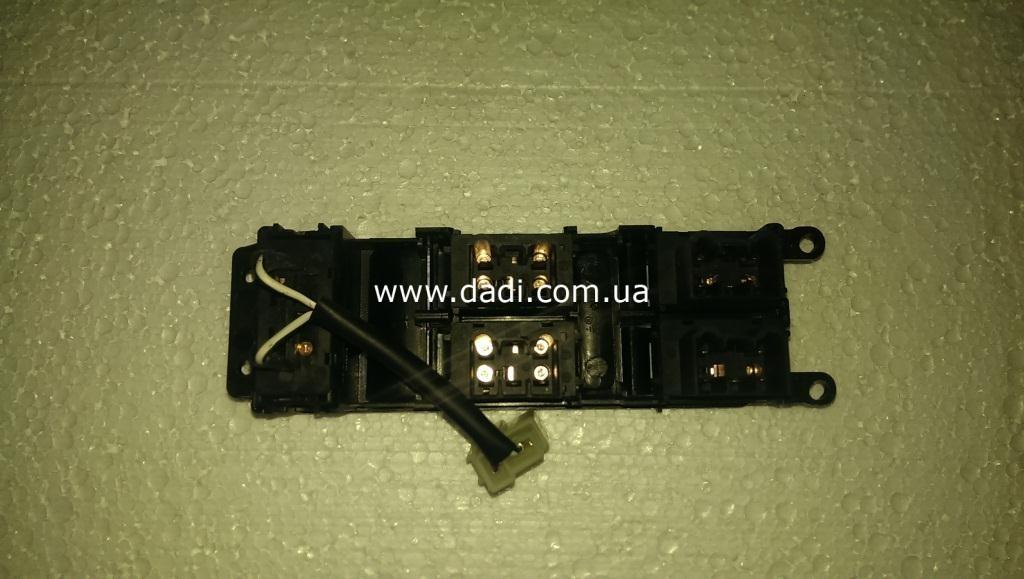 Блок кнопок склопідіймачів, водійський / блок кнопок стеклоподъемников, водительский-50