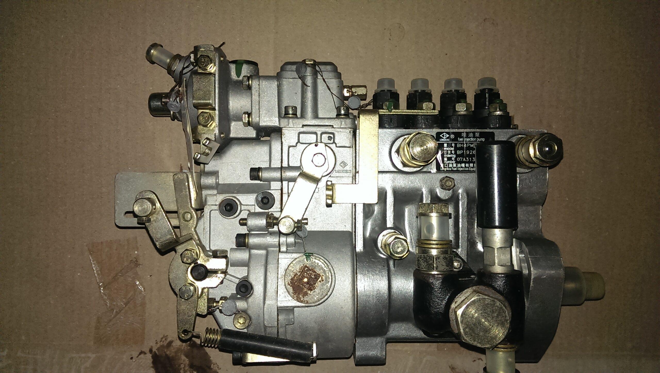 ПНВТ CA4D32-12/ ТНВД BAW track-0