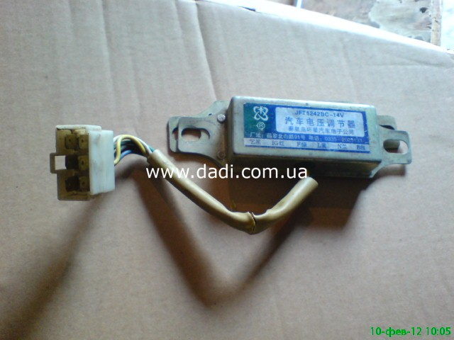 Реле генератора 2,2i (491Q)/ реле генератора-433