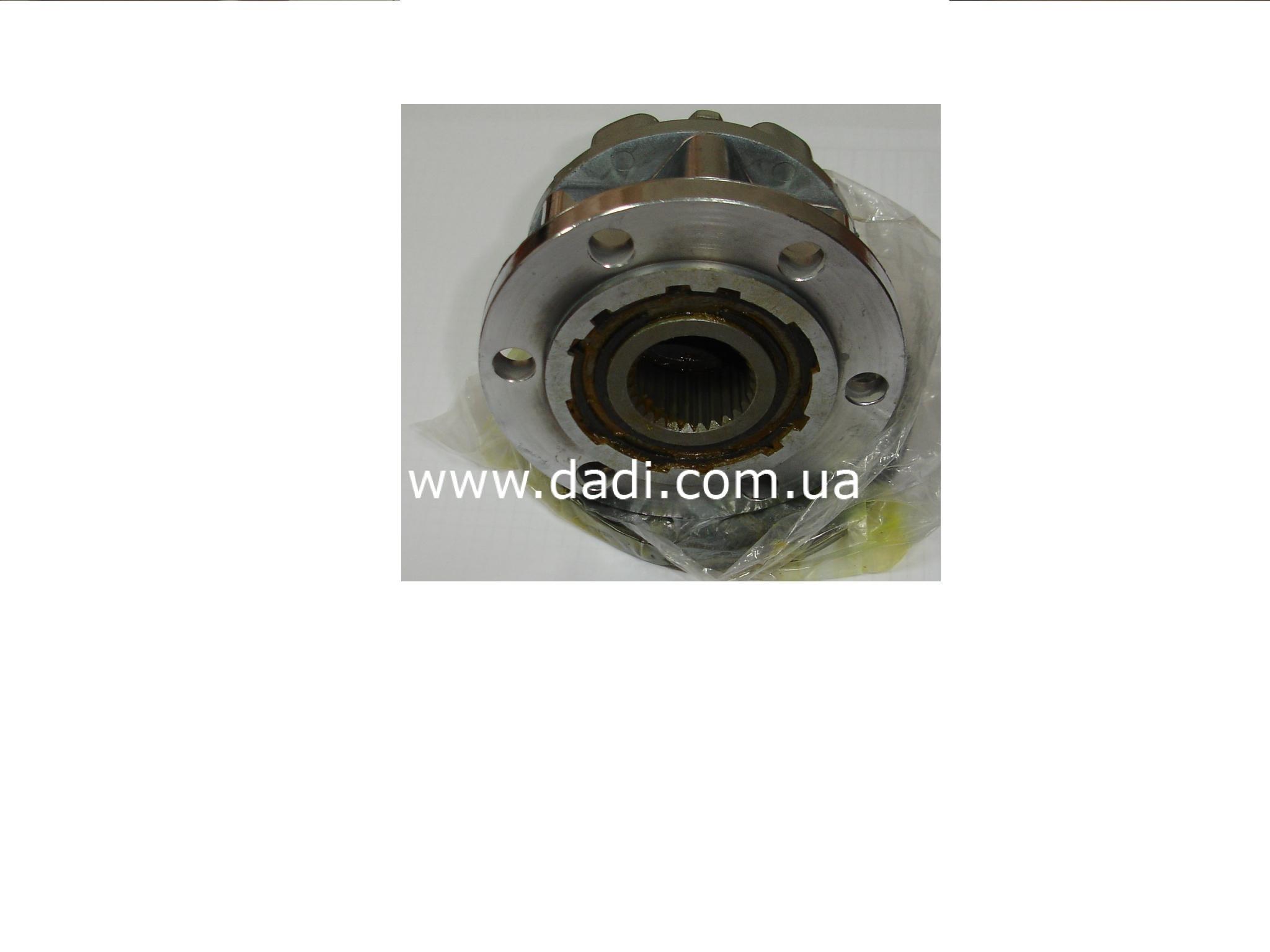 Муфта підключення переднього приводу колеса (HUB)/ муфта блокировки колеса/ хаб-333
