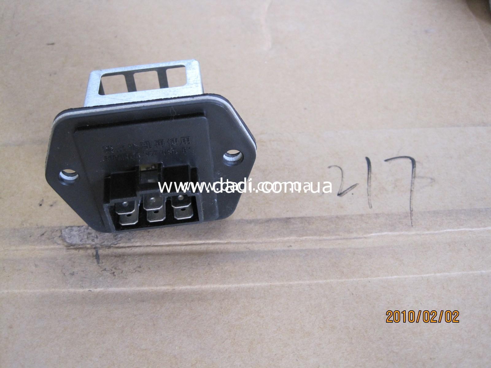 Терморегулятор обертів вентилятора обігрівача (конд.)/ терморегулятор оборотов вентилятора печки-0