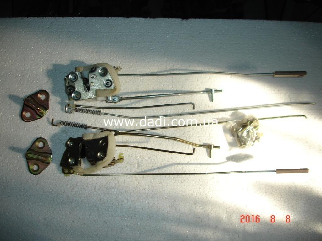 Замки передніх дверей в комплекті DADI 6491/ замки передних дверей к-кт.-789