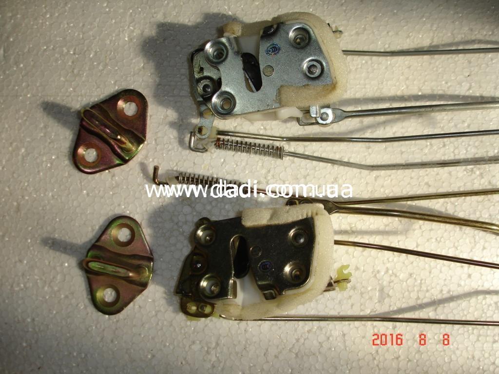 Замки передніх дверей в комплекті DADI 6491/ замки передних дверей к-кт.-0