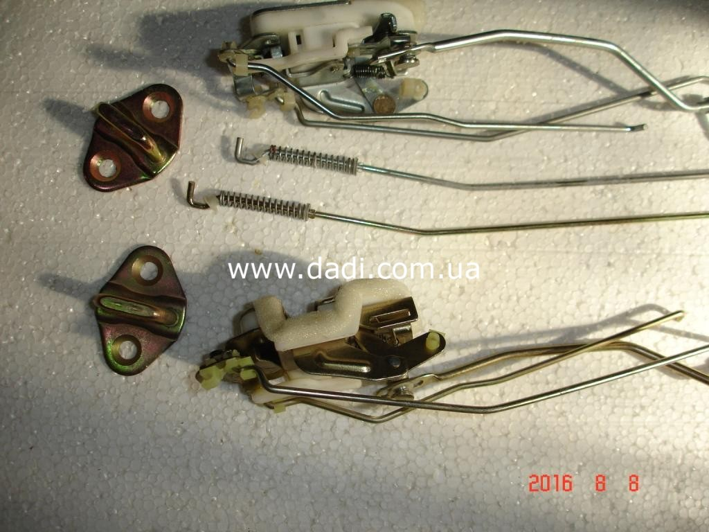 Замки передніх дверей в комплекті DADI 6491/ замки передних дверей к-кт.-791