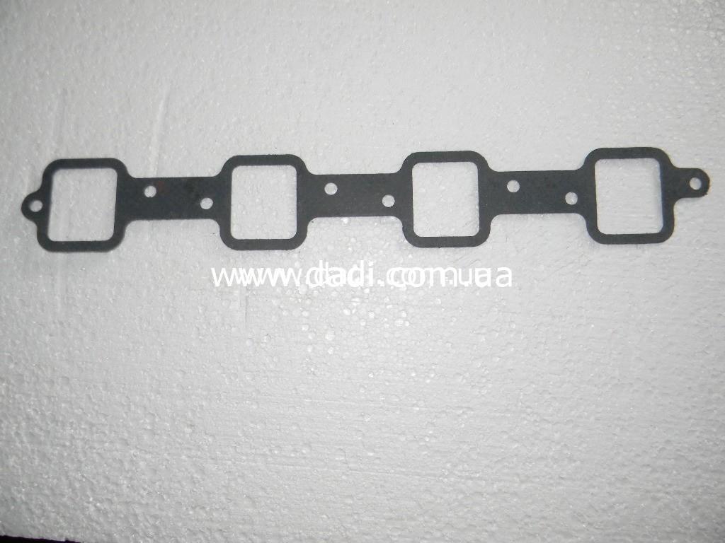 Прокладка впускного колектора 4100QBZ BAW track/ прокладка впускного коллектора-0