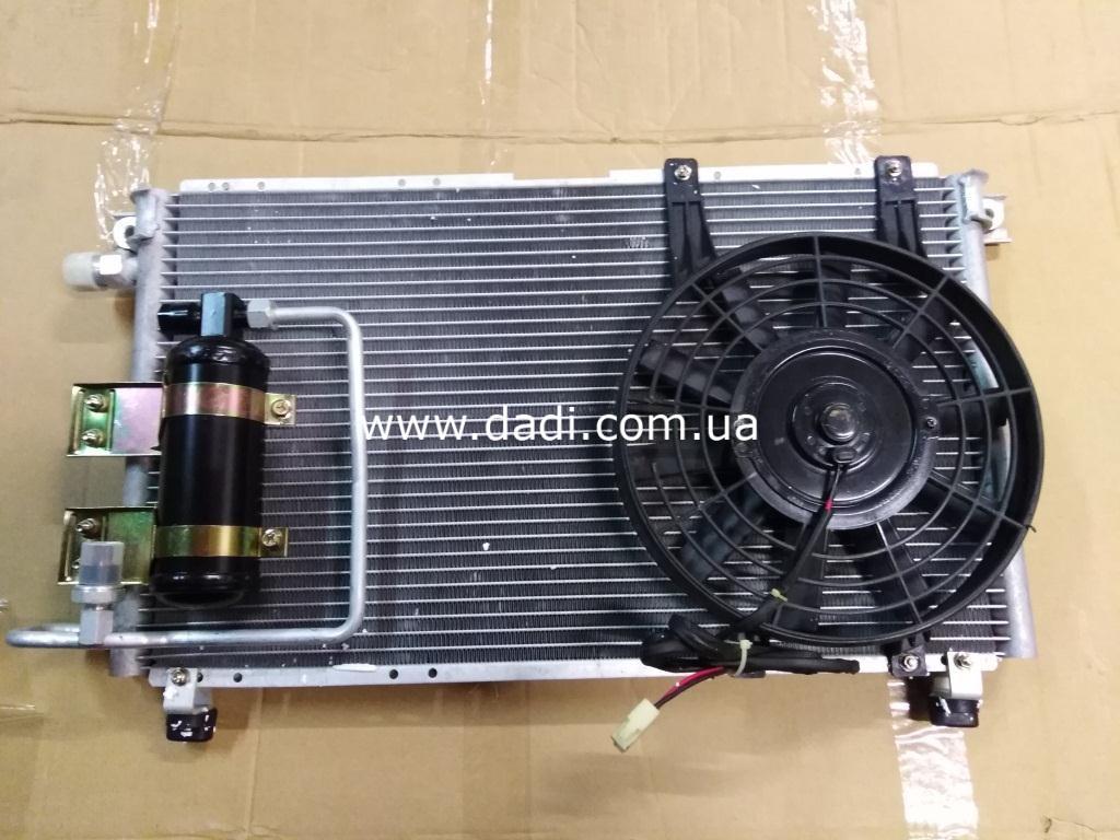 Радіатор кондиціонеру 2,2i (491Q)/2,8D/ радиатор кондиционера-0