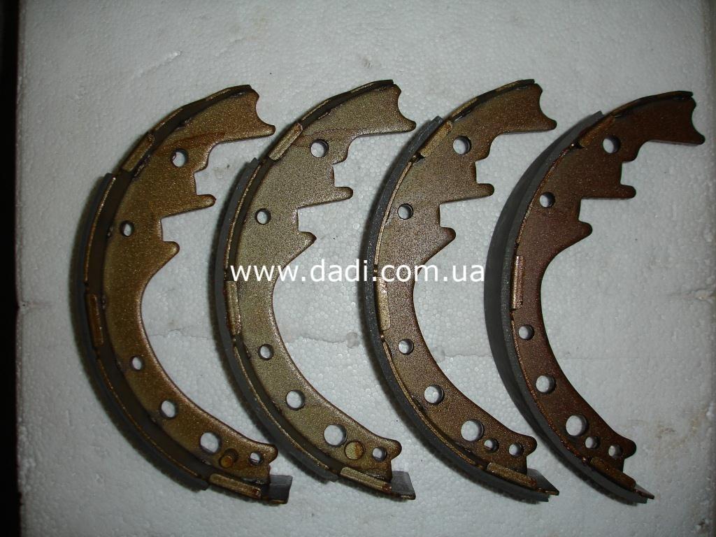 Колодки гальмівні задні (Pick-up-2WD)/ колодки тормозные задние-0