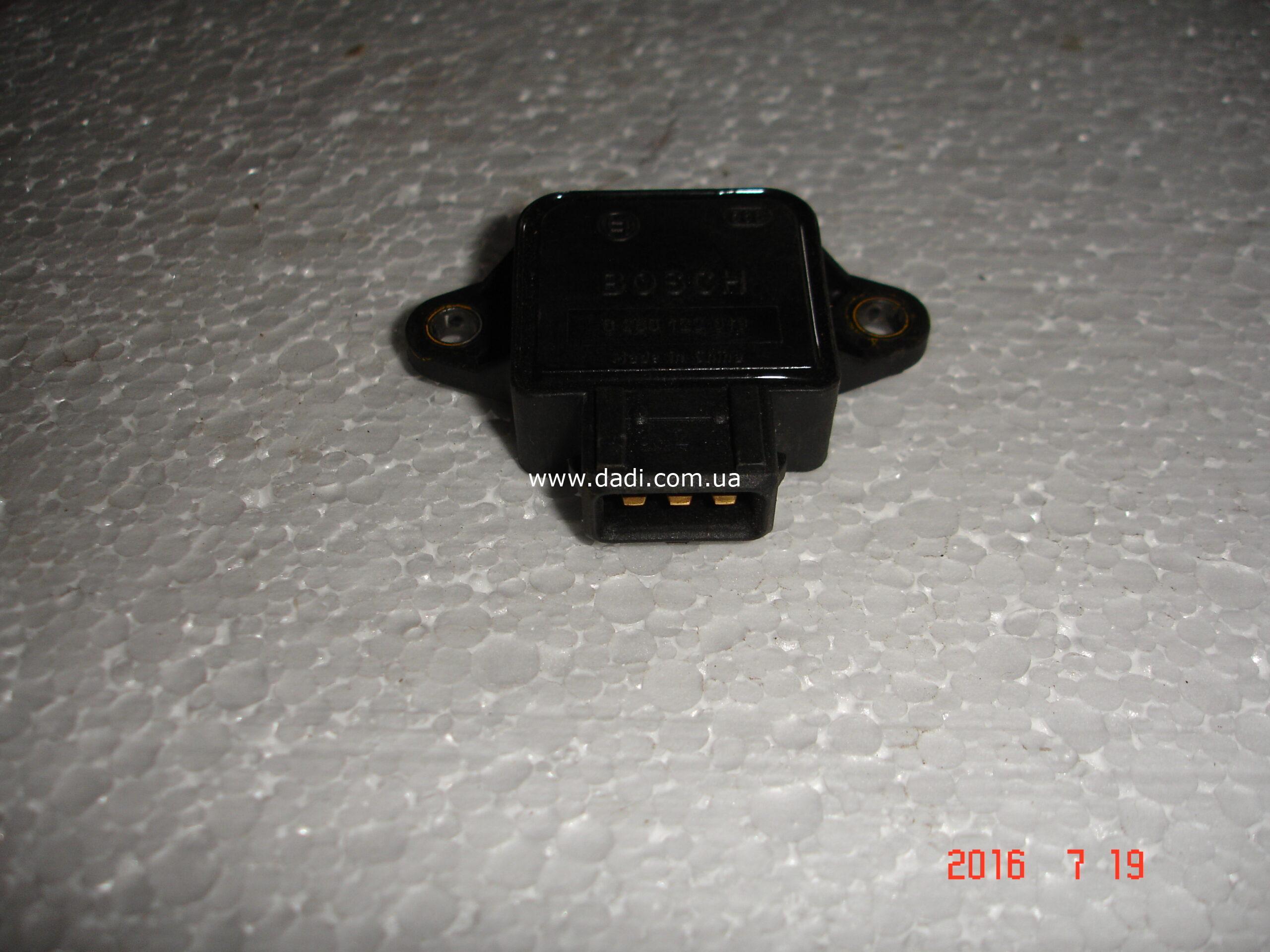 Датчик положення дросельної заслонки Wuling 6376D/ датчик положения дроссельной заслонки-0