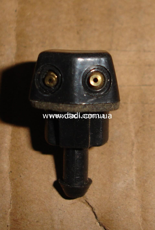 Форсунка переднього омивача DADI/ жиклер переднего омывателя DADI, GROZ-0