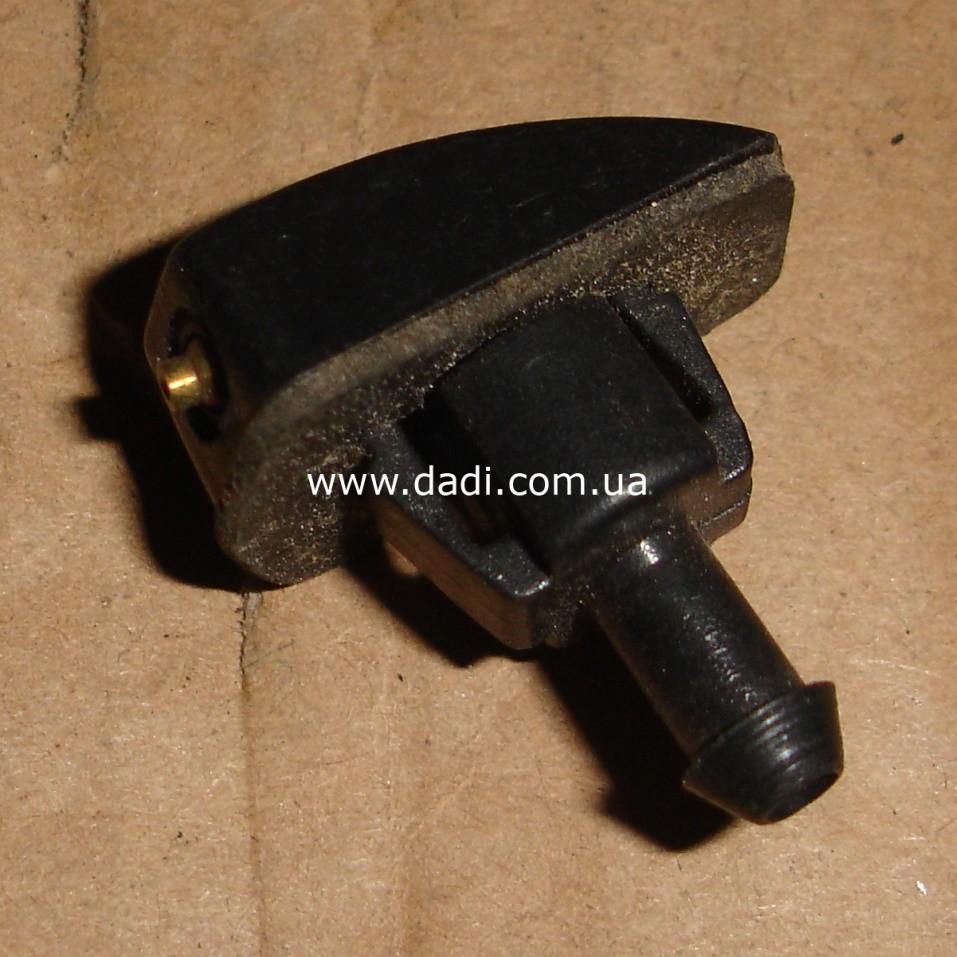Форсунка переднього омивача DADI/ жиклер переднего омывателя DADI, GROZ-727