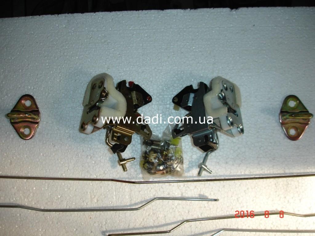 Замки задніх дверей в комплекті DADI 6491/ замки задних дверей к-кт.-731