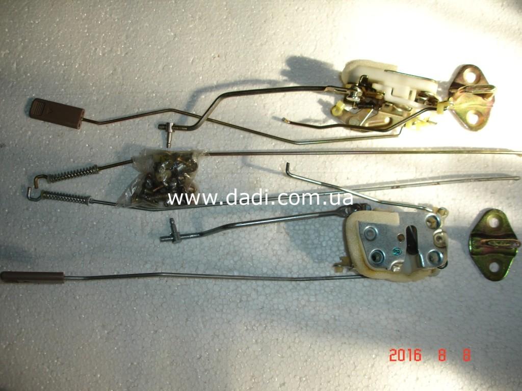 Замки передніх дверей в комплекті DADI 6492/ замки передних дверей к-кт.-743