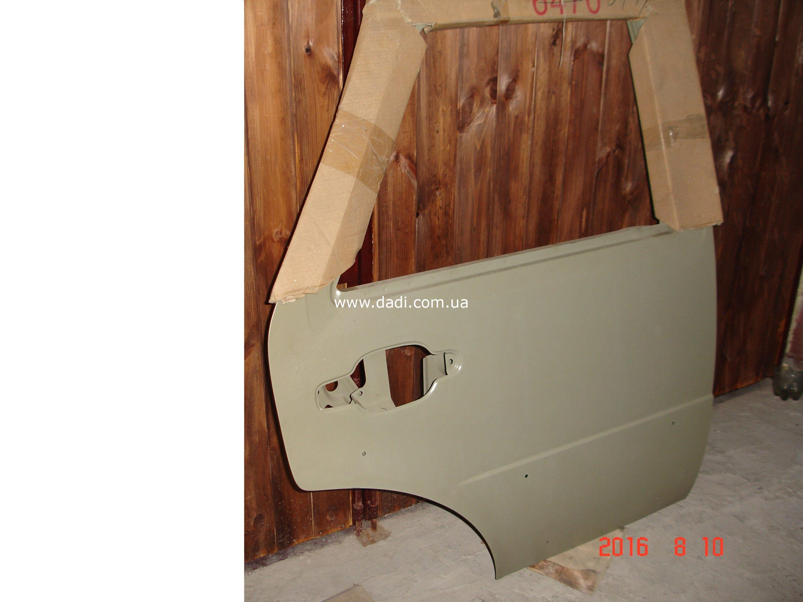 Двері задні праві (6491E)/ дверь задняя правая-0