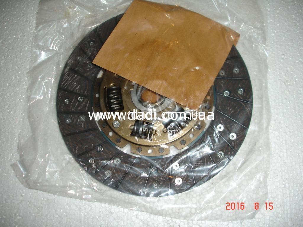 Диск зчеплення ведений 2,2i (491Q)/ диск сцепления ведомый-0