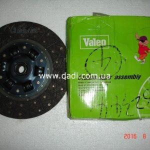 Диск зчеплення ведений BAW1065 / диск сцепления ведомый-0