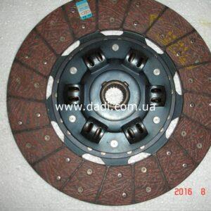 Диск зчеплення ведений ISUZU euro2 / диск сцепления ведомый-0