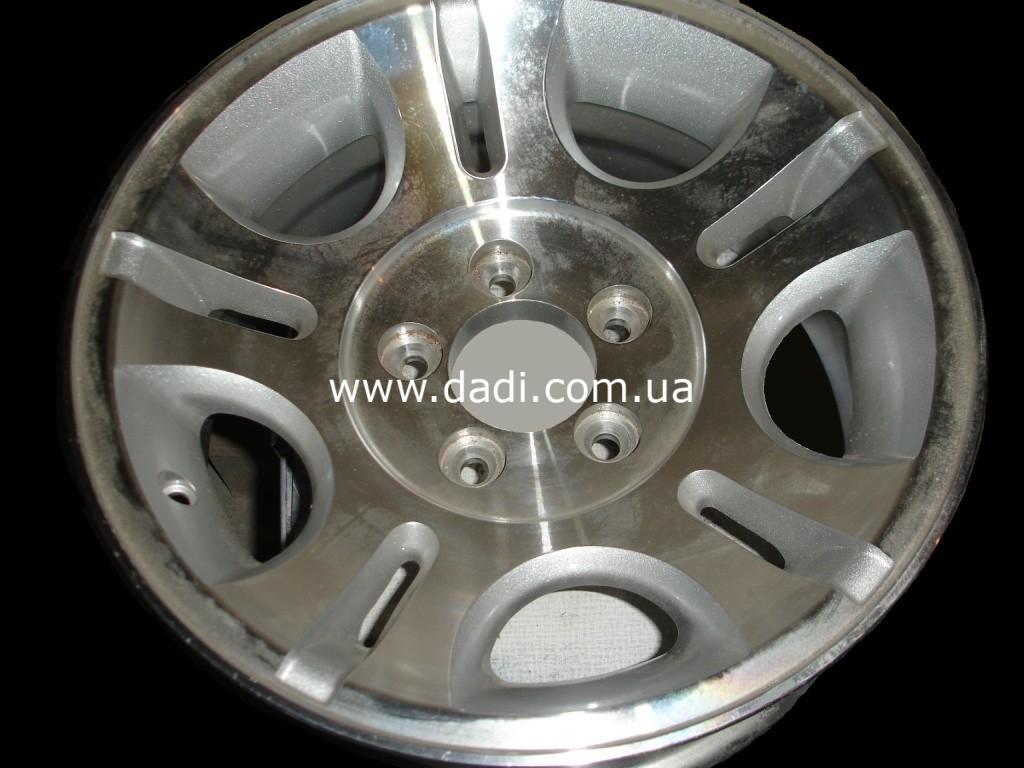 Диск колісний/диск колесный ALUM R15/5-0