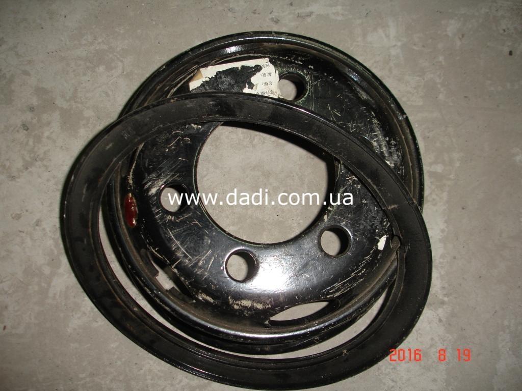 Диск колісний з замком BAW track 1065/ диск колесный-0