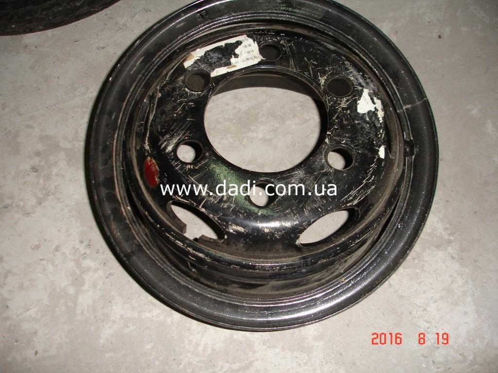 Диск колісний з замком BAW track 1065/ диск колесный-846