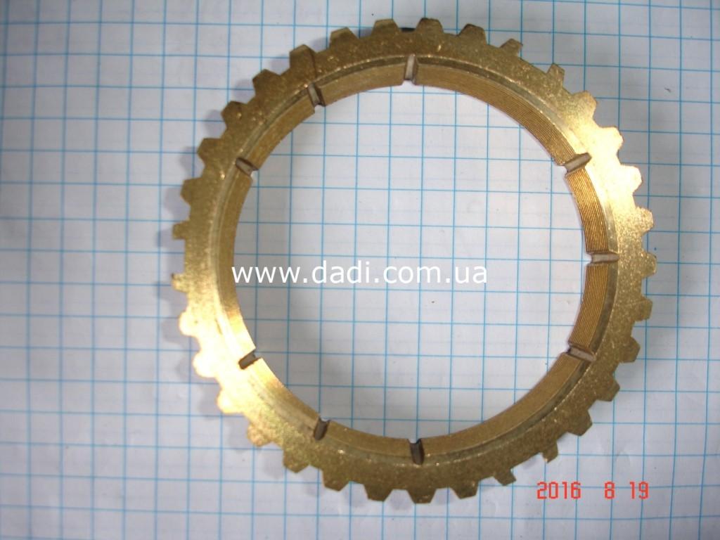 Кільце синхронізатора 3-4-5 передач/ кольцо синхронизатора-859