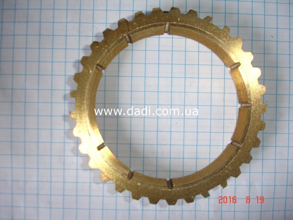Кільце синхронізатора 3-4-5 передач/ кольцо синхронизатора-861
