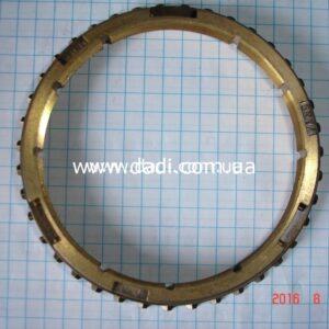 Кільце синхронізатора 1-2 передач/ кольцо синхронизатора-0