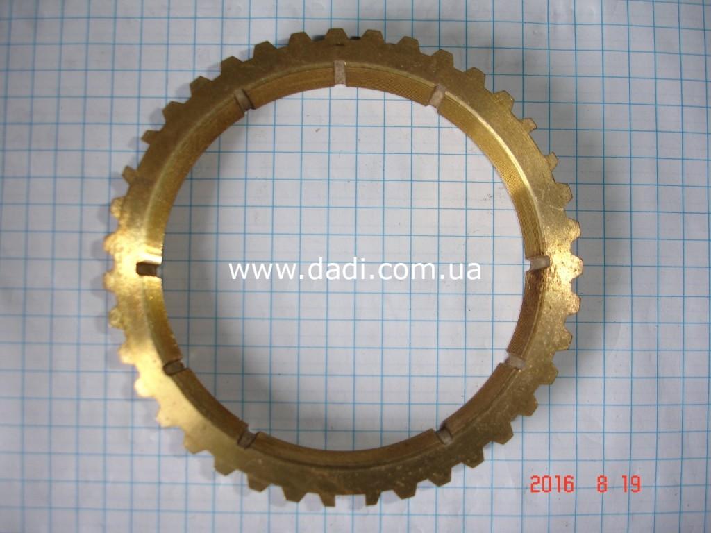 Кільце синхронізатора 1-2 передач/ кольцо синхронизатора-851