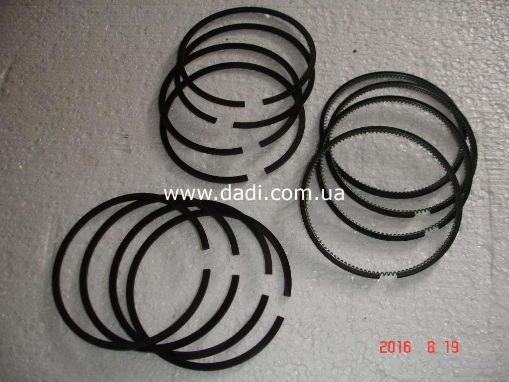 Кільця поршньові 4JB1 в комплекті STD/ кольца поршневые-881