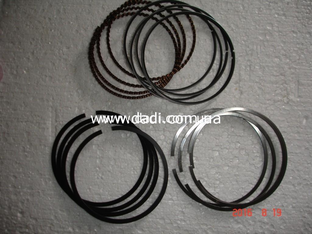 Кільця поршньові (STD) к-кт 2,2i (491Q)/ кольца поршневые-0