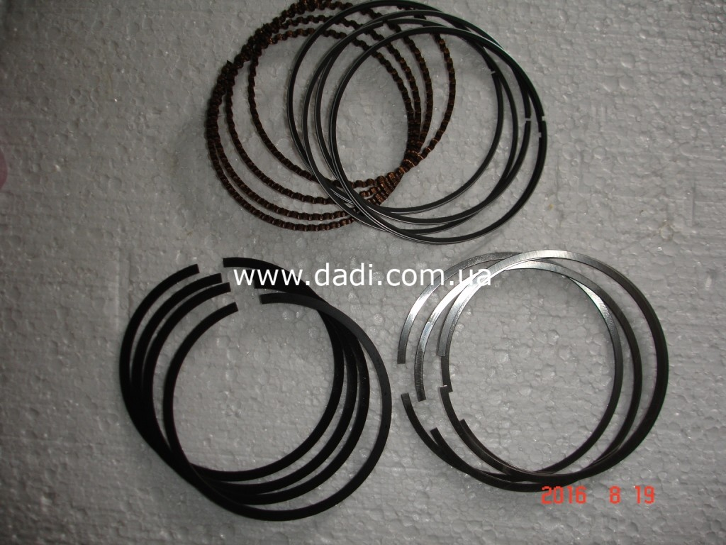 Кільця поршньові 2,2i (491Q) в комплекті STD/ кольца поршневые-0