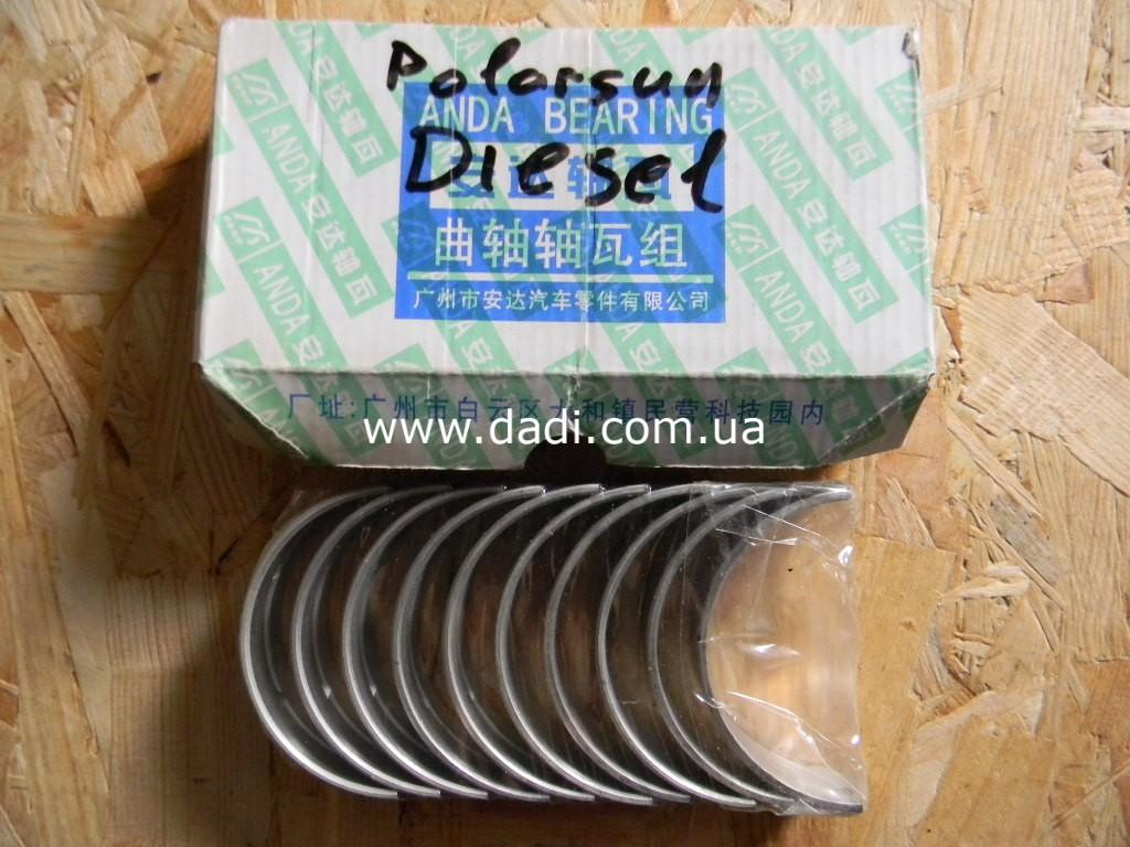 Вкладиші колінвала/ вкладыши коленвала, к-кт Polarsun diesel-0