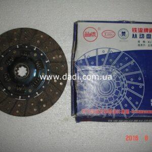 Диск зчеплення ведений BAW1044 / диск сцепления ведомый-0