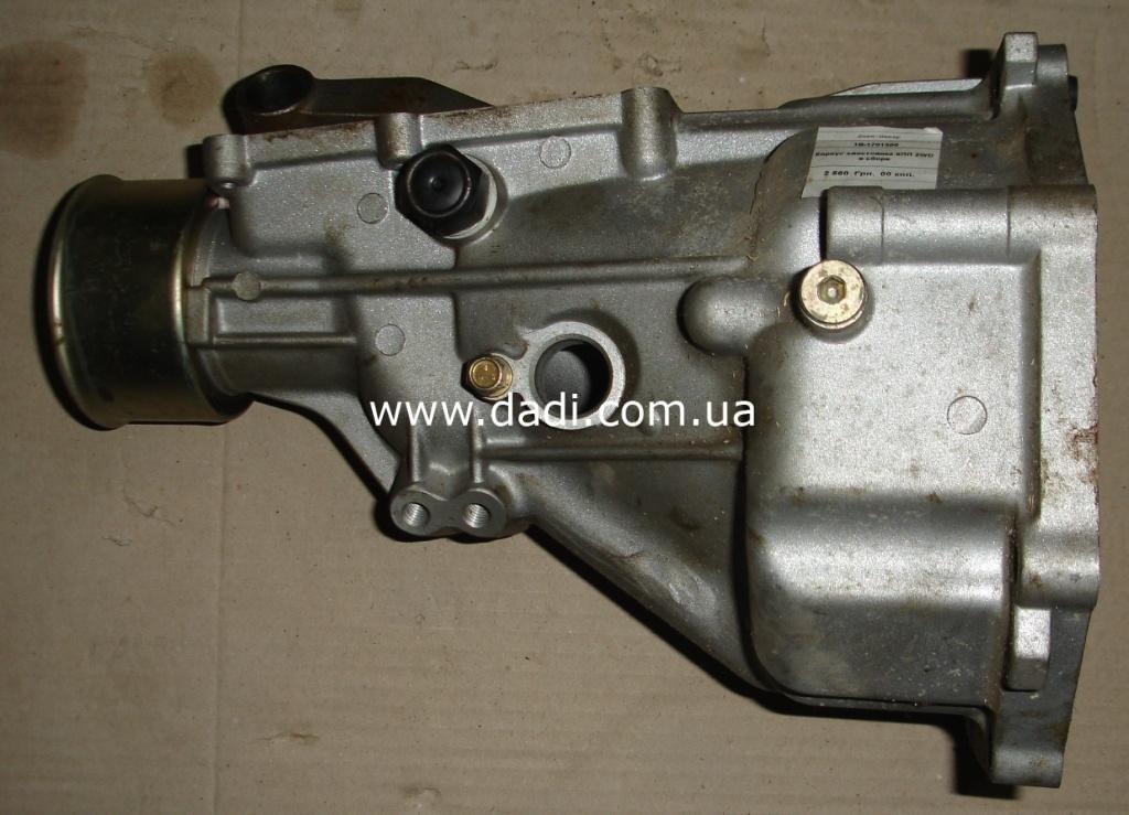 Корпус хвостовика КПП 2WD TAGC-Zomax/ корпус хвостовика-979