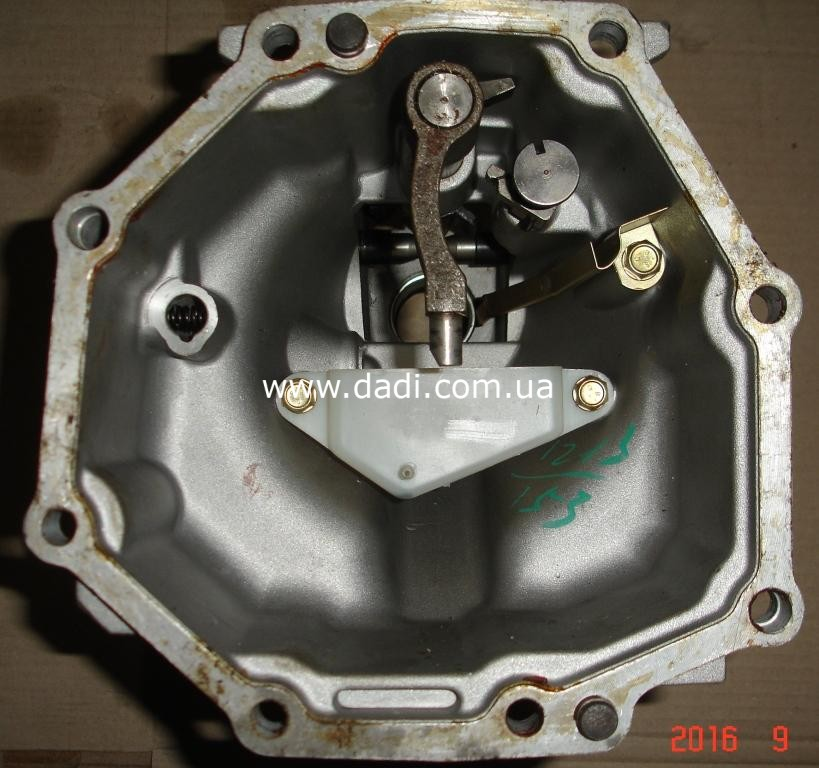 Корпус хвостовика КПП 2WD TAGC-Zomax/ корпус хвостовика-980