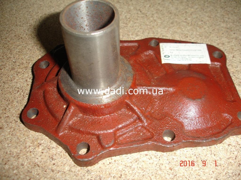 Кришка передня кпп 2WD(491Q)/ передняя крышка кпп-995